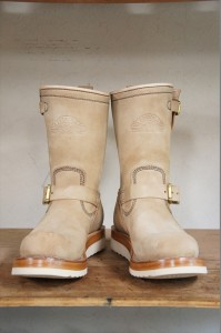 Sandie beige #1010 Double Mid Sole